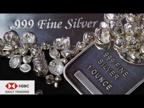 Silber im Chart-Check: Die nächste Rallystufe! - HSBC Daily Trading TV vom 11.05.2021 #trading