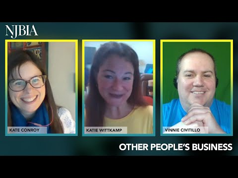 When We're Not Podcasting (Other People's Business)