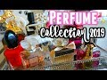 PERFUME COLLECTION 2019 | All the HOT Stuff