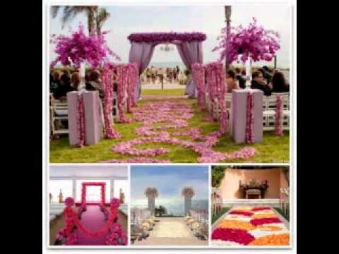 Easy diy wedding aisle decorations youtube easy diy wedding aisle decorations junglespirit Image collections