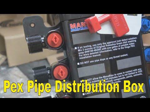 Pex Pipe Distribution Box 👍👍👍