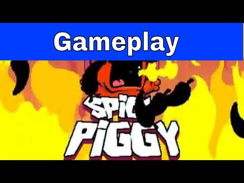 SPICY PIGGY - GAMEPLAY (iOS Android)