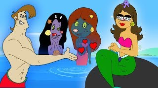 - Rat A Tat Three Mice Mermaids MermanCartoons for Children Chotoonz Kids Funny Cartoon Videos