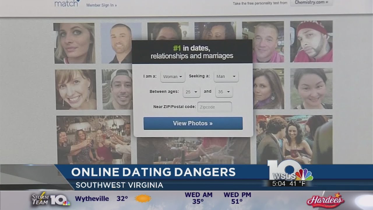 Warning signs of dating scams