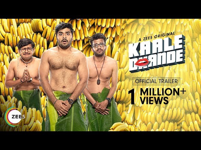 Kaale Dhande | Official Trailer | Mahesh Manjrekar | A ZEE5 Original | Streaming Now On ZEE5