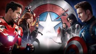 Captain America: Civil War - Main Theme