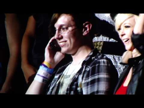"Lady GaGa - Virgin Mobile Fan Call / ""Telephone"" - Cleveland, OH  04/27/2011"