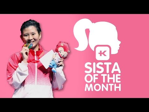 SISTA OF THE MONTH: Debby Susanto