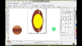 CorelDraw : How to make ring saturn planet / cincin planet saturnus(Basicly coreldraw have same way how to work with coreldraw. Floral Desgin tutorials,Corel tutorials,Corel draw tutorials,Logo design in coreldraw tutorials ..., 2015-03-09T15:17:44.000Z)