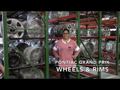 Factory Original Pontiac Grand Prix Wheels & Pontiac Grand Prix Rims – OriginalWheels.com