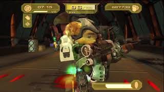 Ratchet and Clank : Up Your Arsenal -63- Bass Odyssey 2001