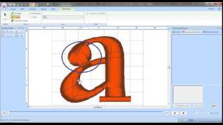 PE-Design Mext - Manual punch letter