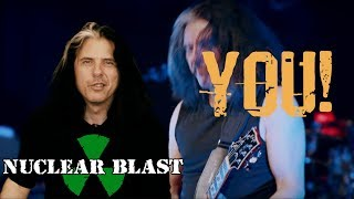 METAL ALLEGIANCE - Alex Skolnick invites YOU to the album release show in NYC! (OFFICIAL TRAILER)