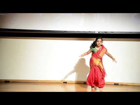 Ghallu Ghallu Ghallu Ghallu Folk Dance Performance By Aarushi!