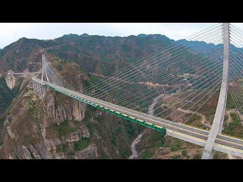 Puente Baluarte Bicentenario Asurekazani