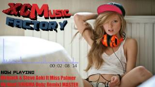 Afrojack & Steve Aoki ft Miss Palmer - No Beef (ENiGMA Dubz Remix)