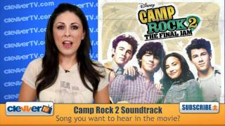 Camp Rock 2 Soundtrack Debuts To Big Numbers
