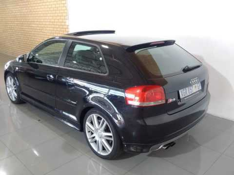2008 audi a3 s3 2 0 tfsi quattro auto for sale on auto trader south africa youtube. Black Bedroom Furniture Sets. Home Design Ideas