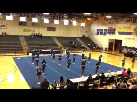 Landstown High School Cheer Competition Virginia Beach Dist