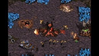 Hero (Z) v NaDa (T) on Neo Jungle Story - StarCraft  - Brood War REMASTERED