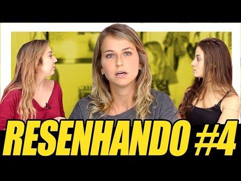 SOFRO MACHISMO NO FUTEBOL??? - ALE XAVIER (DESIMPEDIDOS) - RESENHANDO #4