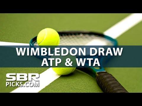 Wimbledon 2017 | ATP & WTA Draw & Outrights