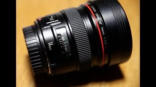 Canon 14mm 2.8 L Series v.1 --Vlog REVIEW
