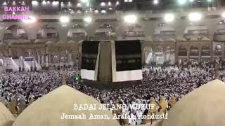Download Video HAJI 2018: BADAI ARAFAH, KISWAH TERBELAH MP3 3GP MP4