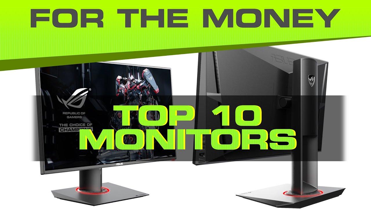 bester gaming monitor