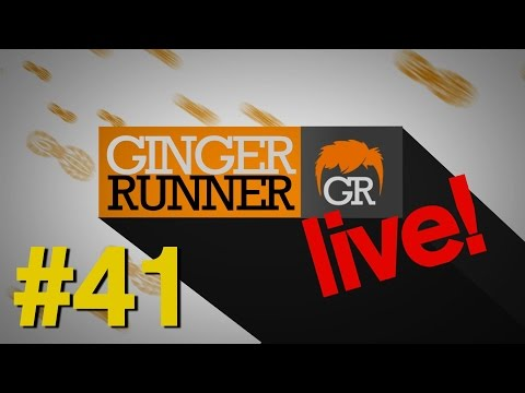 GINGER RUNNER LIVE #41 | Winter Running with Brandon Wood & Giveaway!