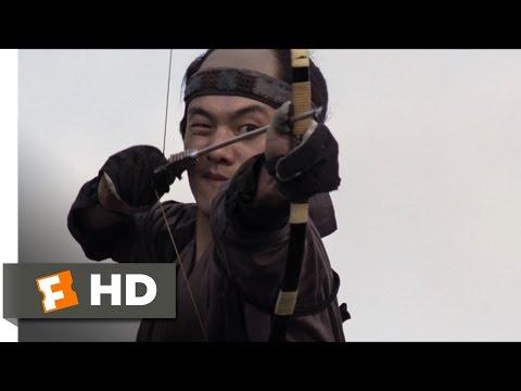 13 Assassins (6/11) Movie CLIP - Death by Arrows (2010) HD