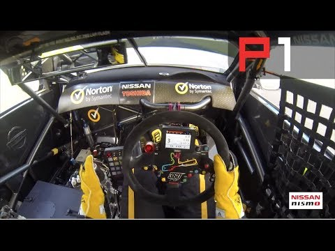 V8 Supercars - James Moffat on board lap of Winton Motor Raceway