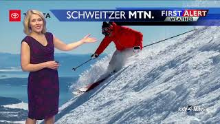 Forecast Focus for March 21