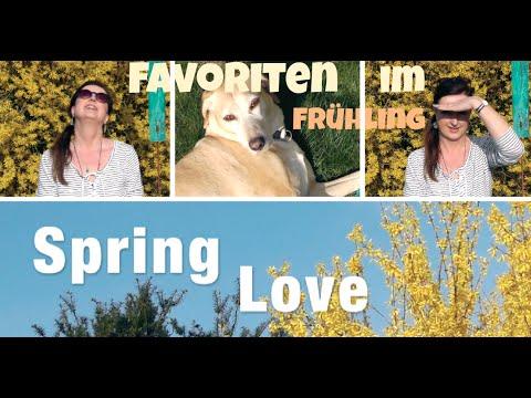 Favoriten Im Frühling ♥ SPRINGLOVE TAG ♥ Step Into Spring TAG ♥