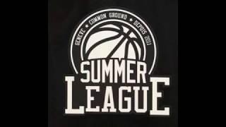 Common Ground Summer League Trailer - June v3