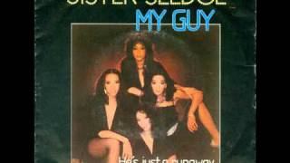 Watch Sister Sledge My Guy video
