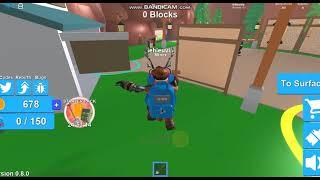 Bat dau dao mo[CODES] Roblox Mining Simulator