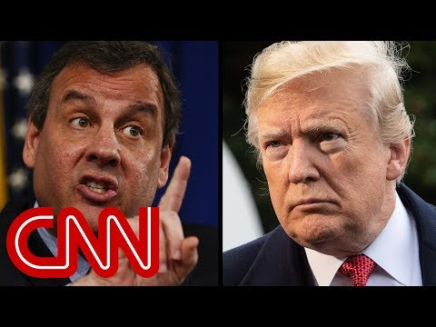 Chris Christie: Trump is 'saddled with the riffraff'