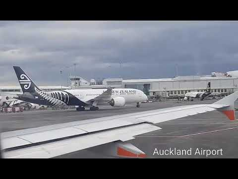 From Auckland to Christchurch on Jetstar