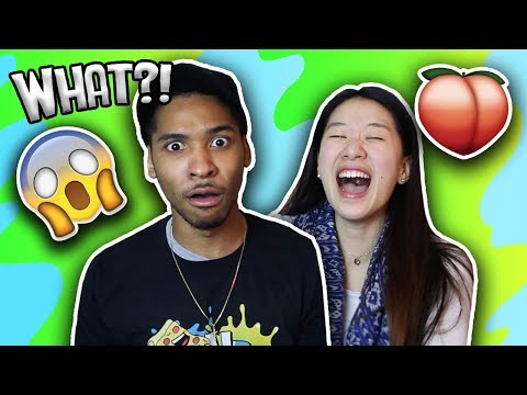 Korean Girlfriend Meets Black Boyfriend's Family For The First Time! Story Time! | SLICE n RICE 🍕🍚