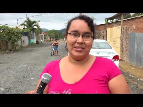 Microinformativo | Gobierno local adecenta calles en Cdla. Mario Loor