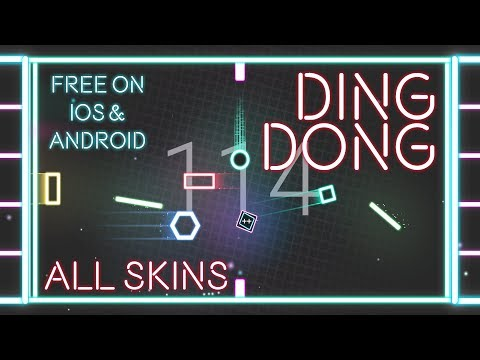 Ding Dong VR - All Skins (Free on iOS/Android) - 동영상
