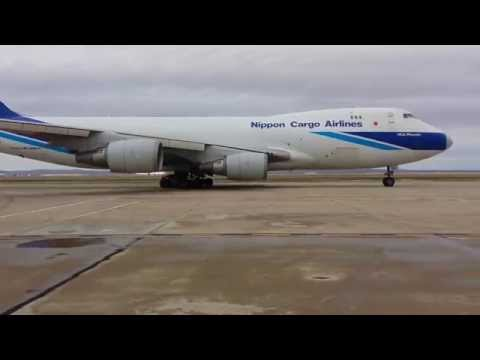 N403KZ Delivery by Nippon Cargo Airlines to Kalitta Air