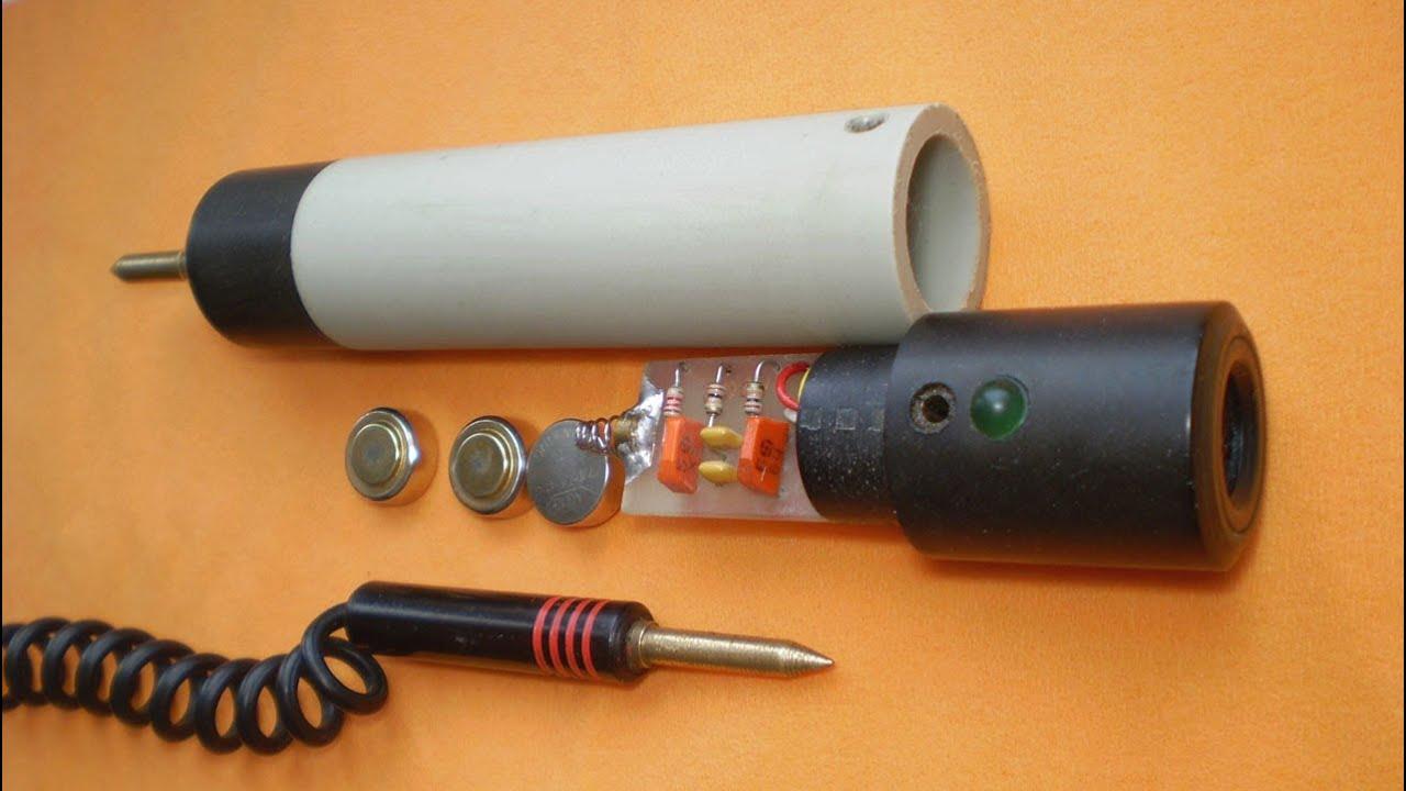Универсальная прозвонка мастера 7 разряда (пробник электрика).