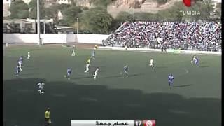 تونس 2-1 الراس  الأخضر  عصام جمعة