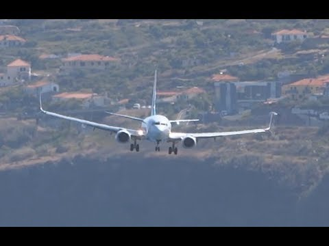 RESPECT || Skilled pilots || Difficult Landings || Madeira