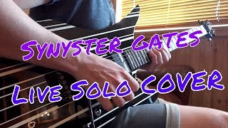 Synyster Gates Live Solo COVER