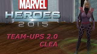 Marvel Heroes: Team-Ups 2.0 Clea
