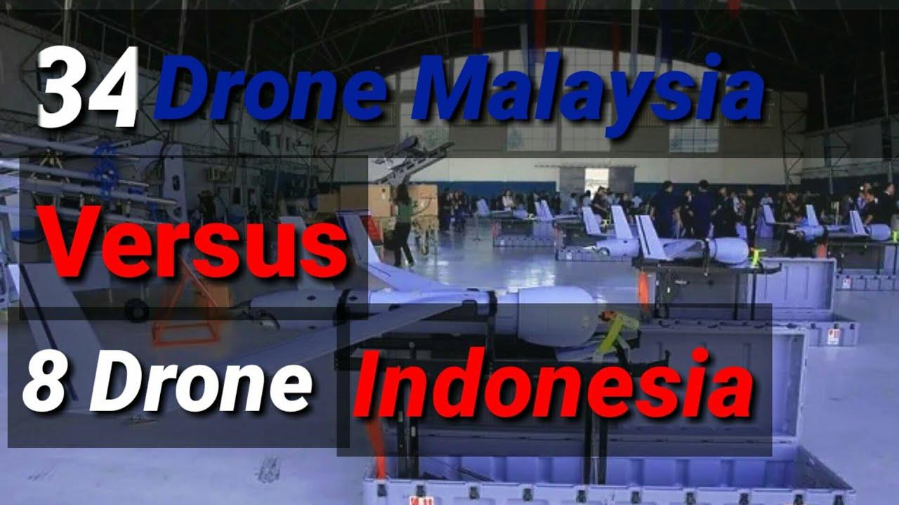 Pesawat Drone Indonesia Terbaru yang Datang Dari Amerika ...