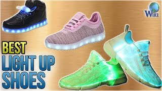 10 Best Light Up Shoes 2018 - YouTube